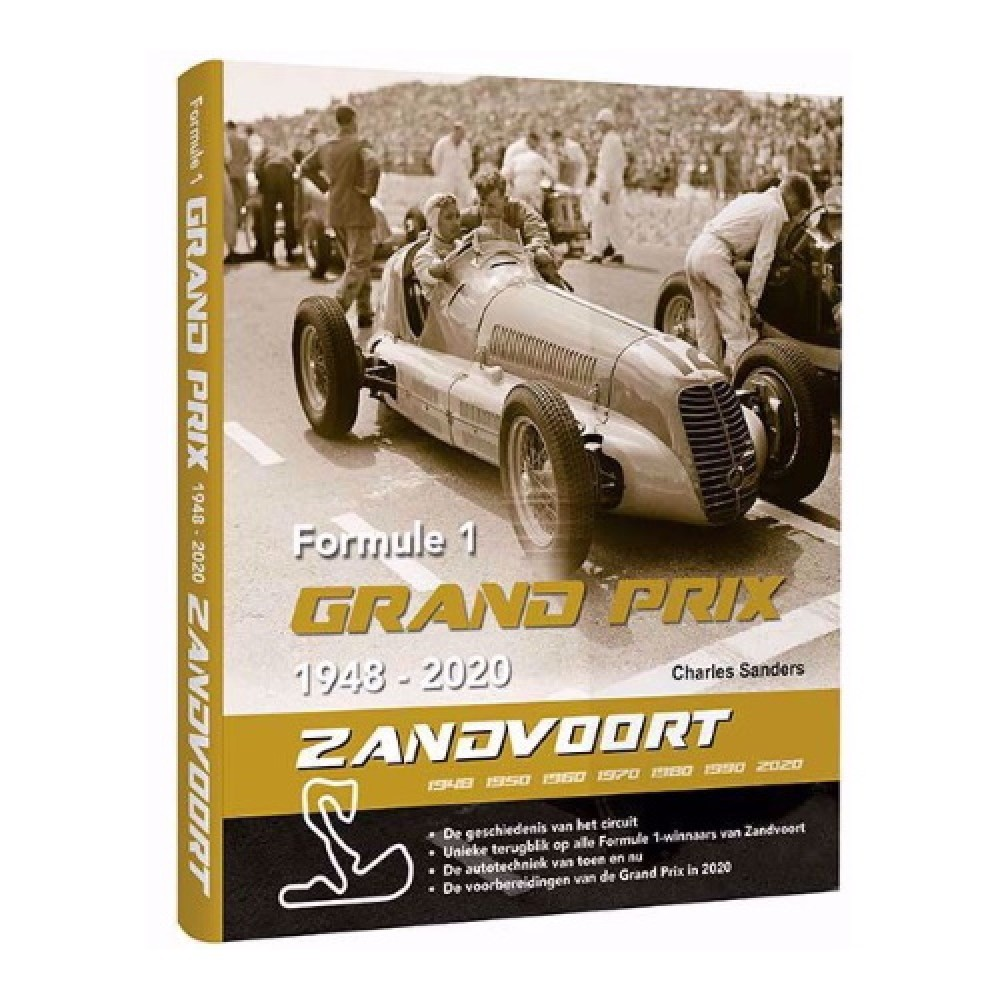 ZANDVOORT Formule 1 Grand Prix 1948 - 2020