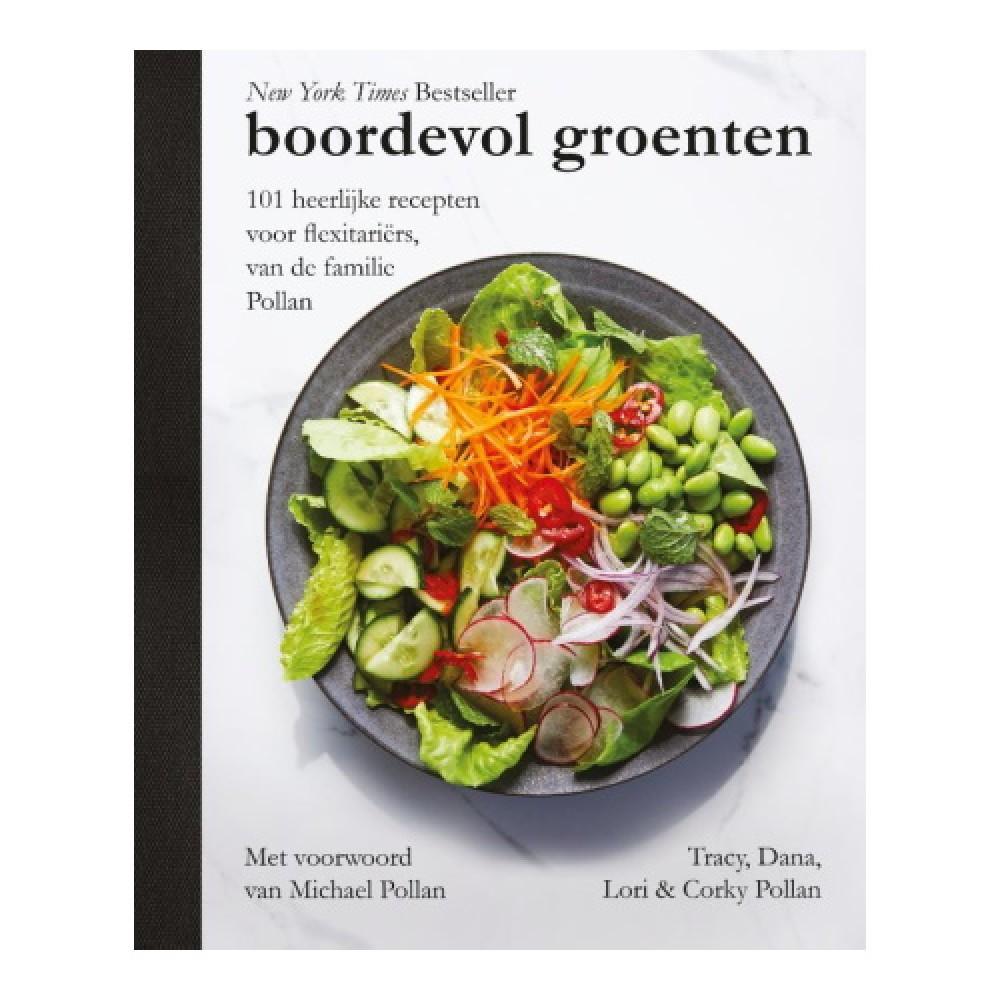 Boordevol groenten - 101 heerlijke recepten