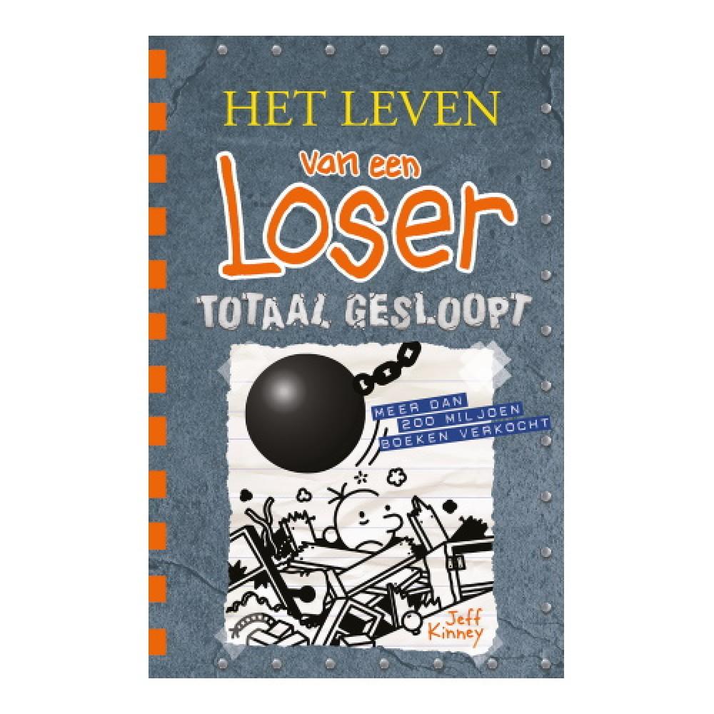 Dagboek van een loser - Totaal gesloopt
