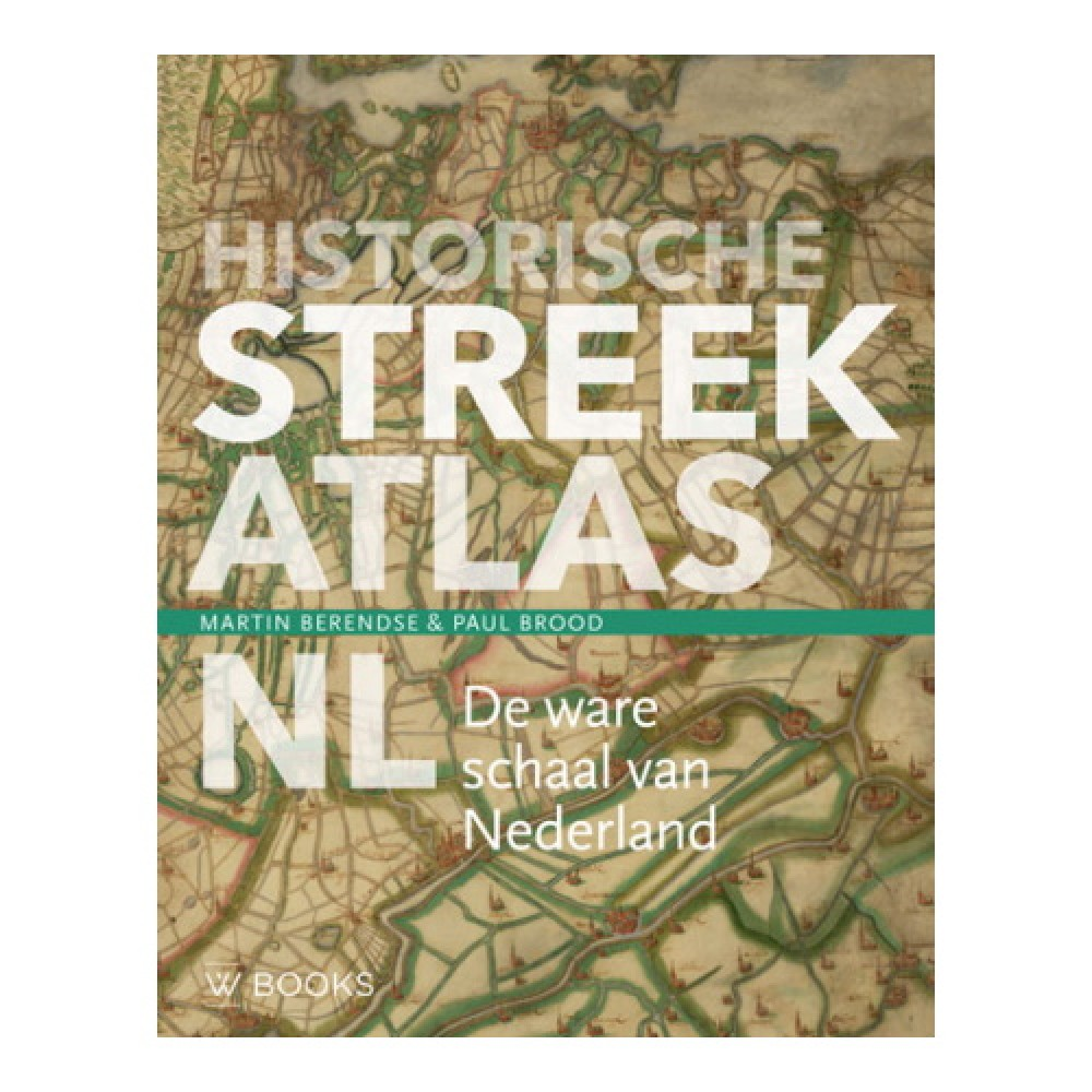 Historische streekastlas van Nederland