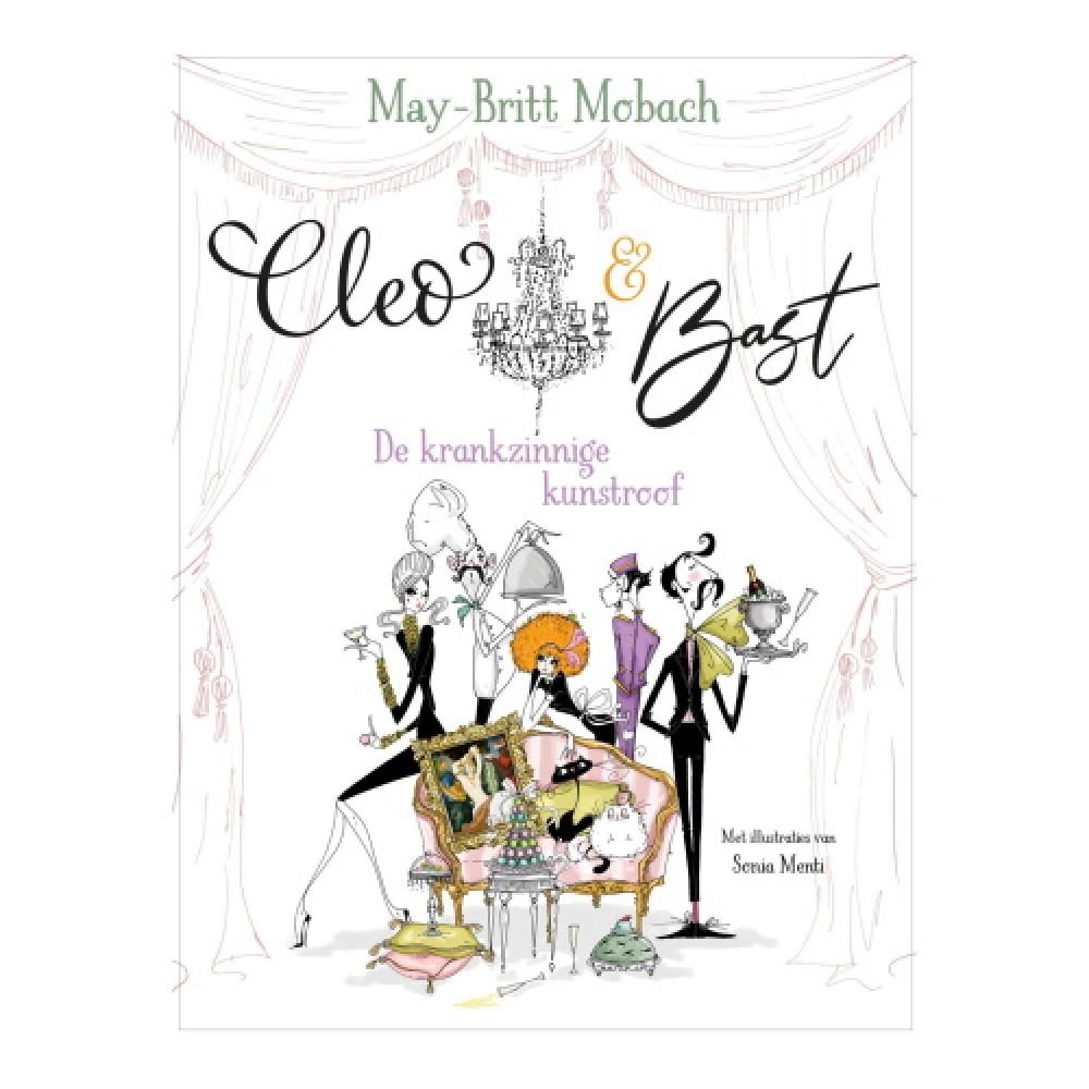 Cleo en Bast - De krankzinnige kunstroof
