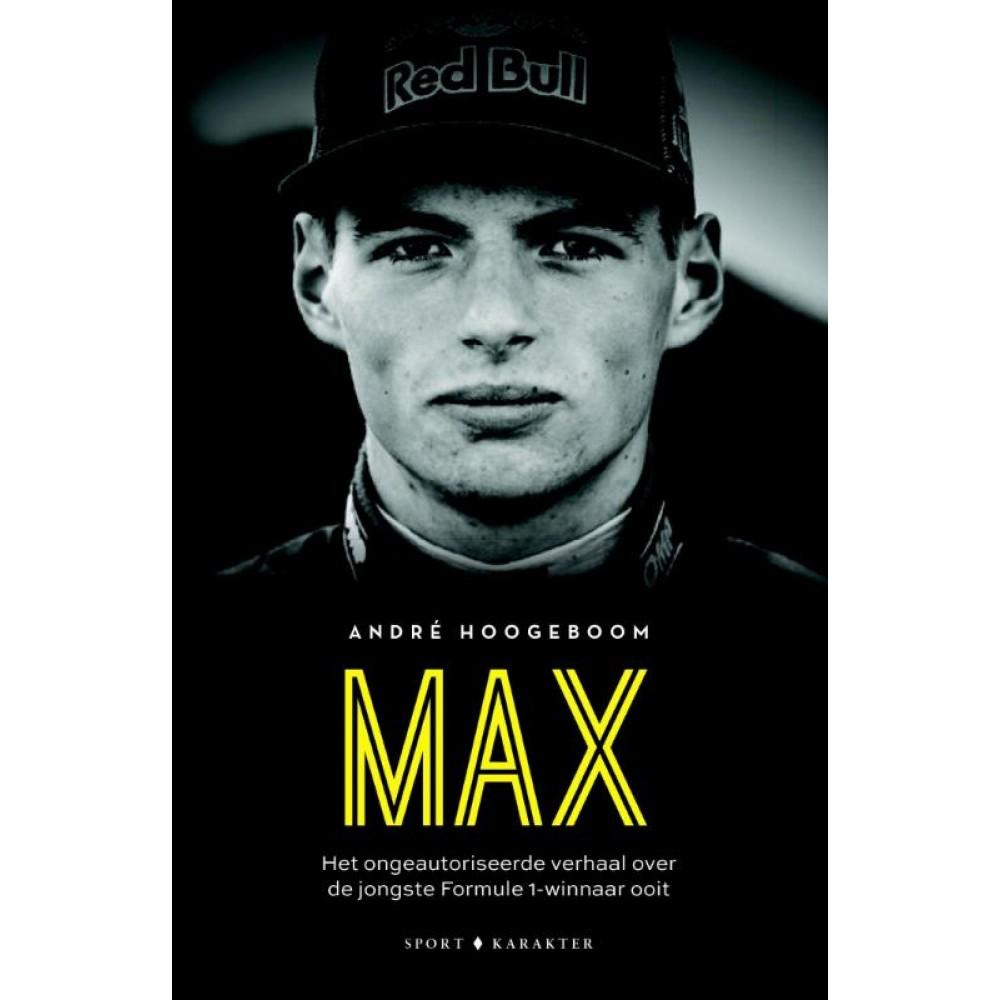 Max, De jongste Formule 1-winnaar ooit