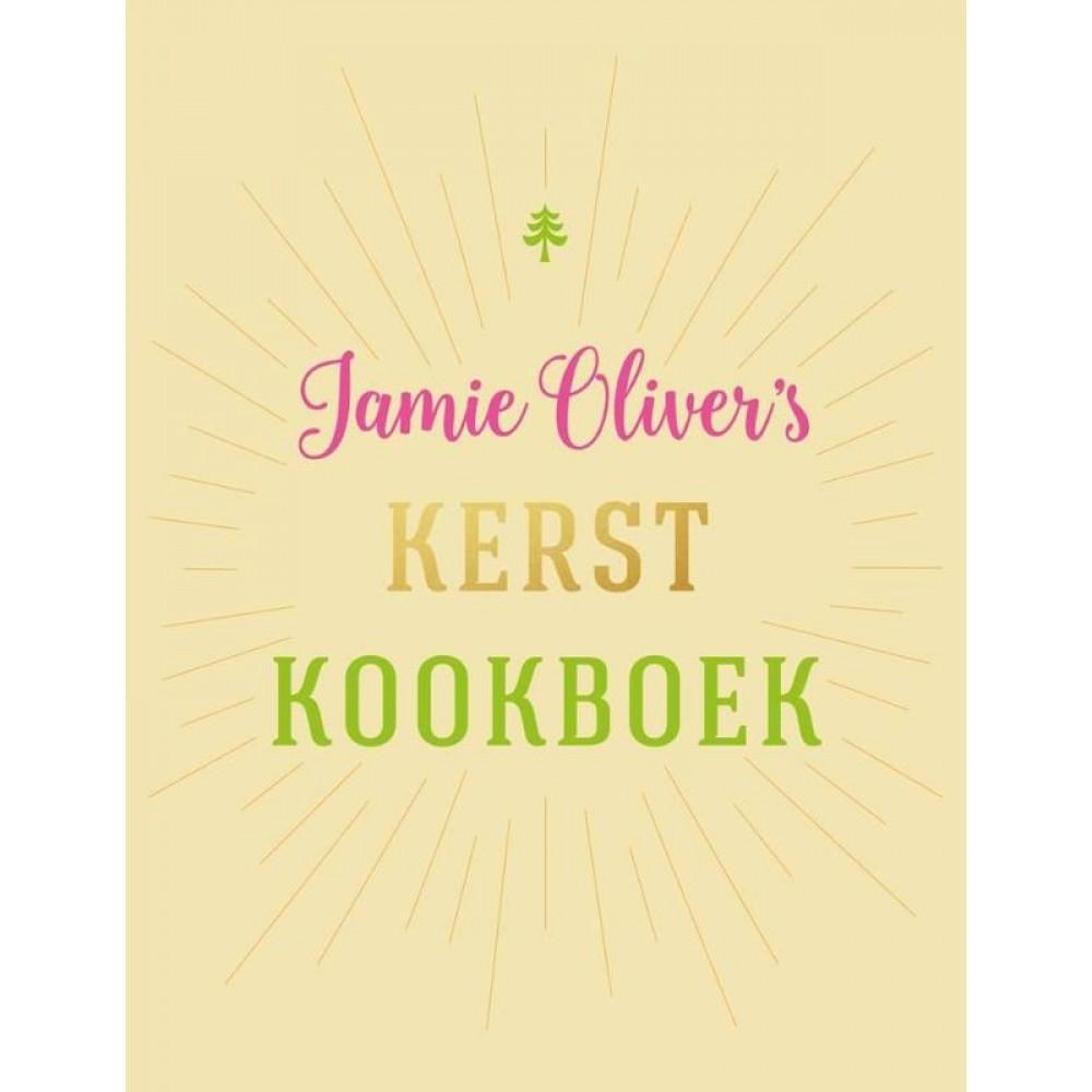 Jamie Olivers Kerst kookboek
