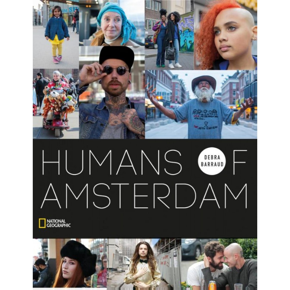 Humans of Amsterdam