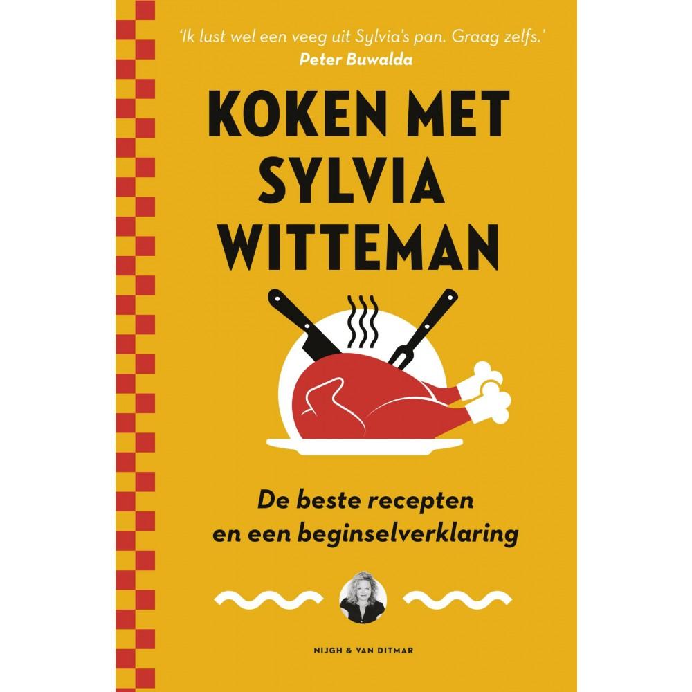 Koken met Sylvia Witteman
