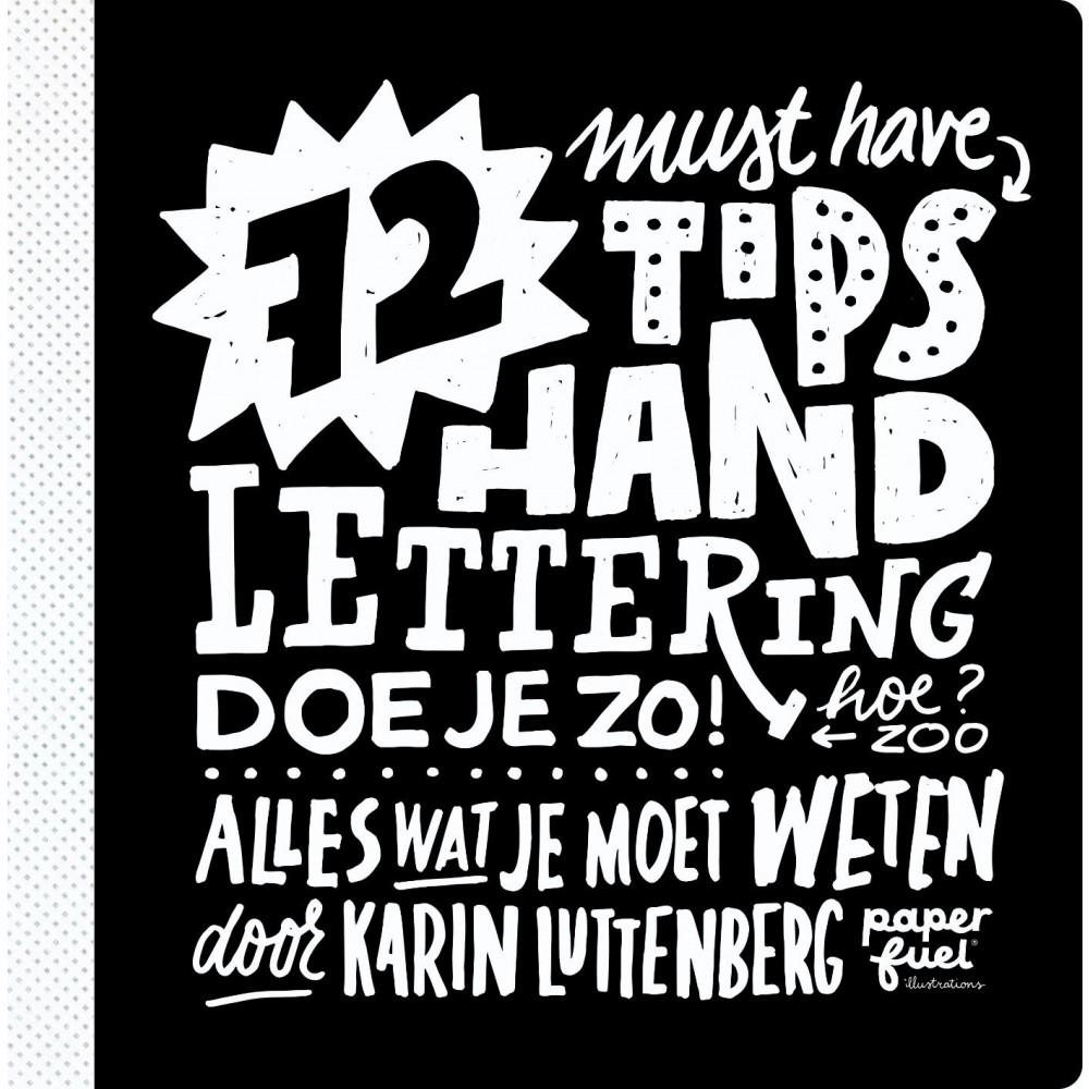 72 tips - Handlettering
