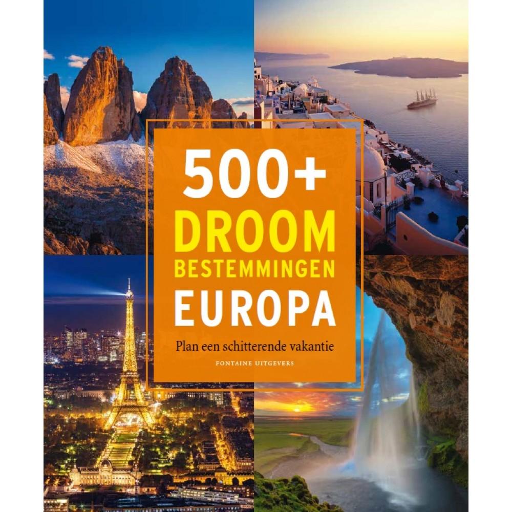 500+ droombestemmingen Europa
