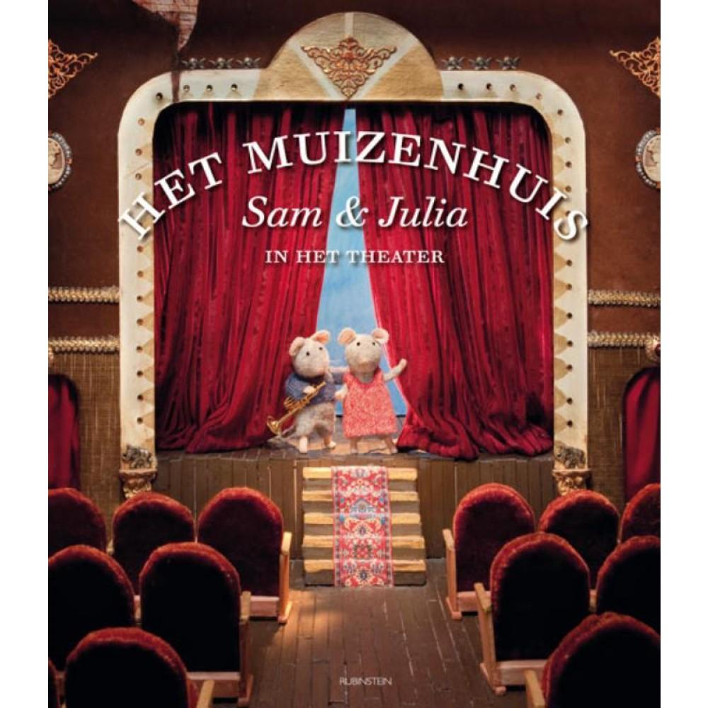 Het muizenhuis - Deel 2 Sam en Julia in het theater
