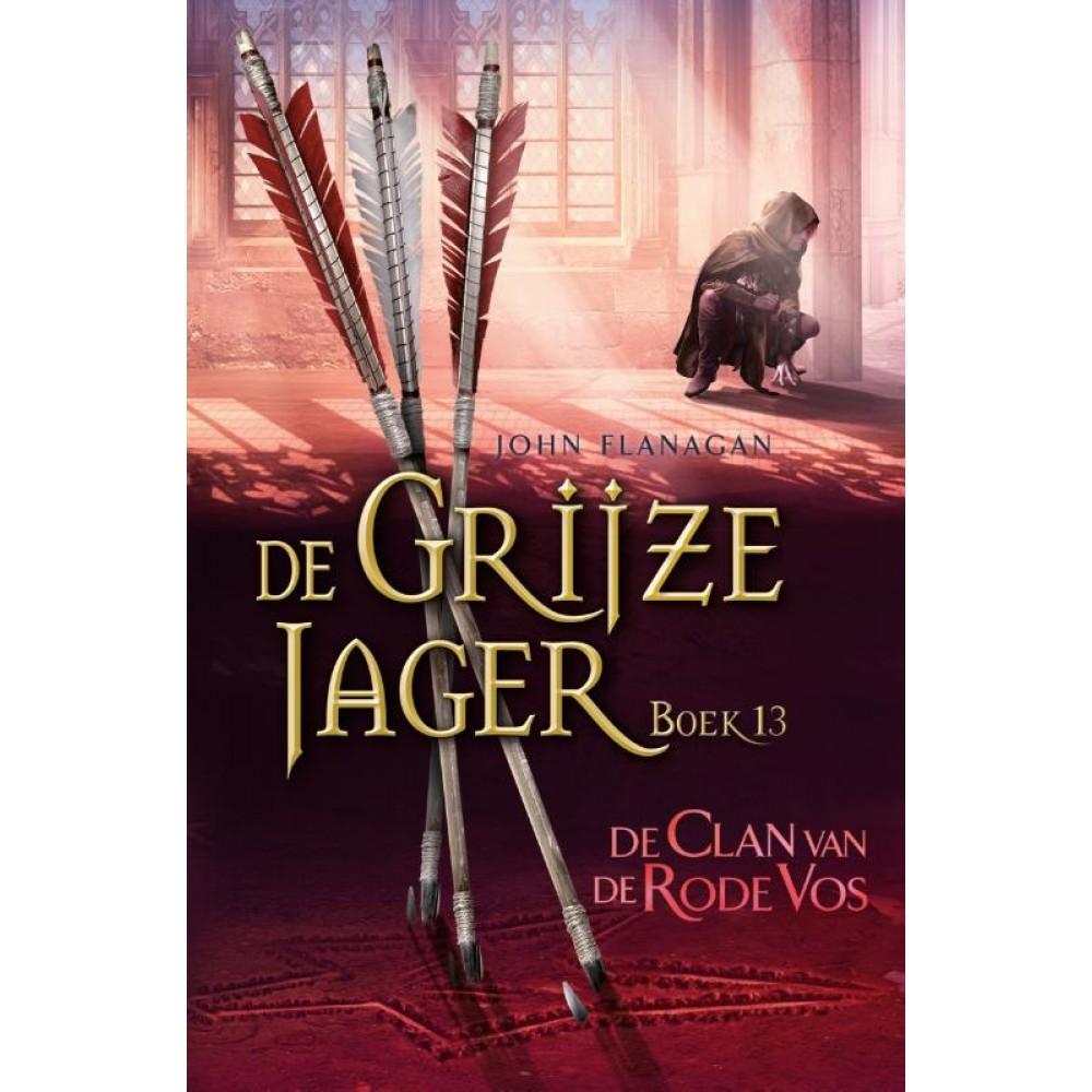 De Clan van de Rode Vos De Grijze Jager 13