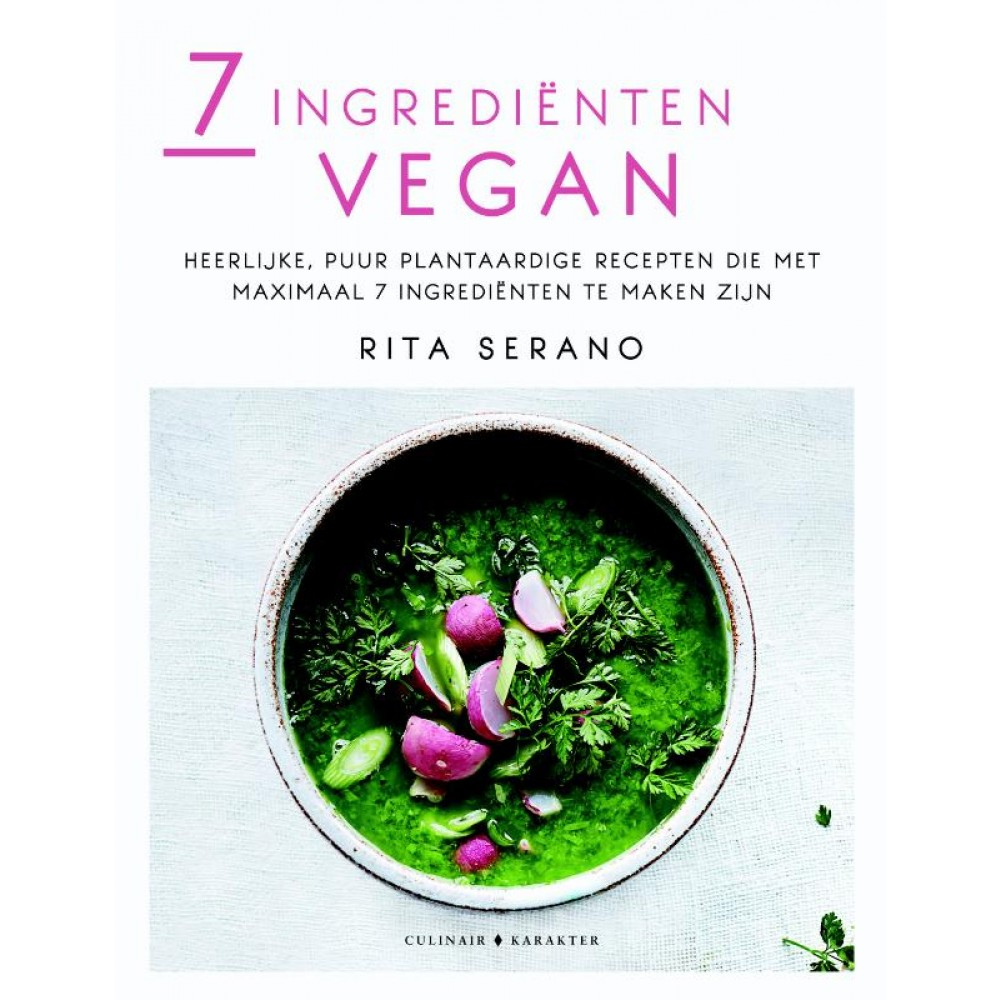 Vegan 7 ingredienten
